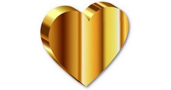 3D-Heart-Of-Gold